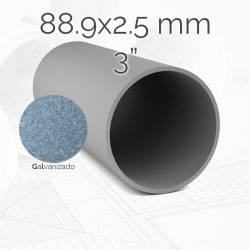 tubo-redondo-tured-889-25mm-gl