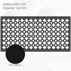 Chapa per. D505 2000x1000mm...
