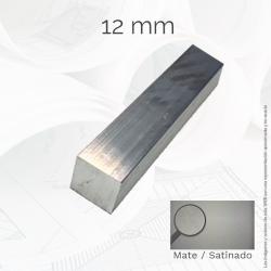 Perfil macizo cuadrado 12mm...