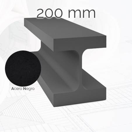 Perfil viga HEA 200mm