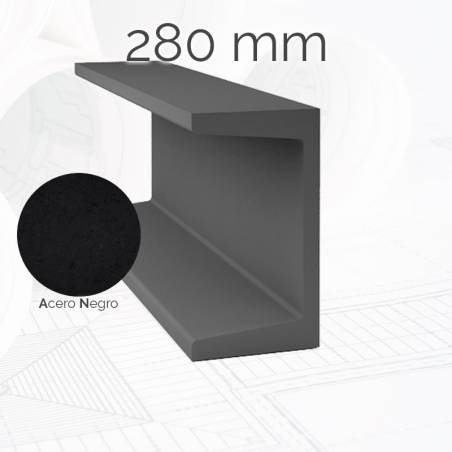 Perfil viga UPN 280mm