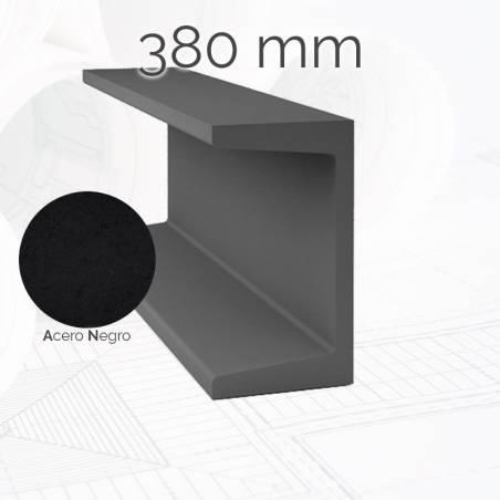 Perfil viga UPN 380mm