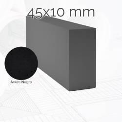 Perfil macizo pletina PLE 45x10mm