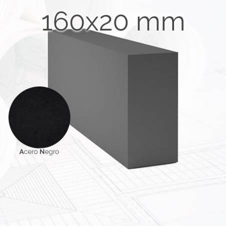 Perfil macizo pletina PLE 160x20mm