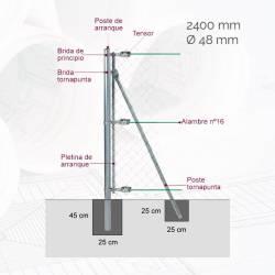 kit-poste-esquinero-d48mm-x-185m-gl-ma15m