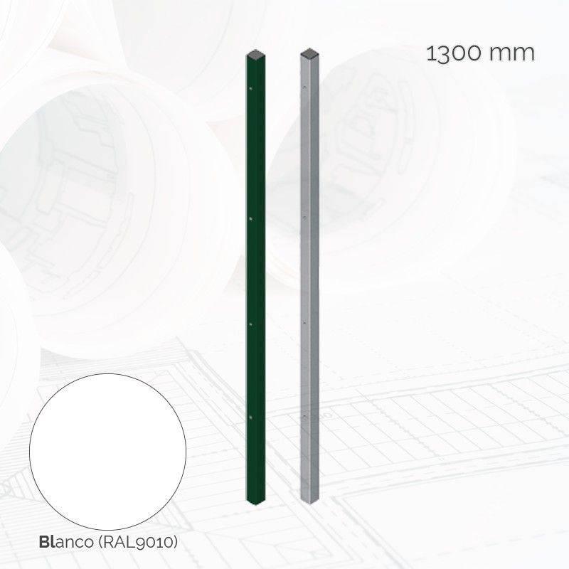poste-malla-plegada-1300mm-60x40-bl