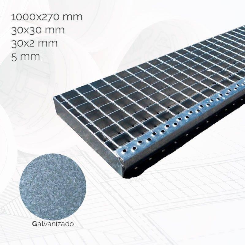peldano-tramex-1000x270mm-m30x30-f30x2-r5-gl